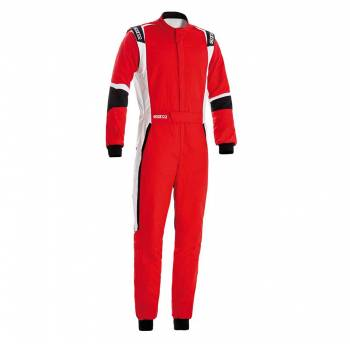 Sparco - Sparco X-Light Racing Suit 58 Red/Black - Image 1