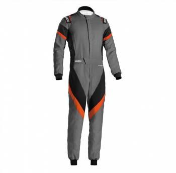 Sparco - Sparco Victory Racing Suit 50 Grey/Orange - Image 1