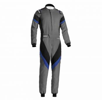 Sparco - Sparco Victory Racing Suit 62 Grey/Blue - Image 1