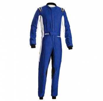 Sparco - Sparco Eagle 2.0 Racing Suit 58 Blue/White - Image 1