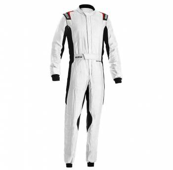 Sparco - Sparco Eagle 2.0 Racing Suit 60 White/Black - Image 1