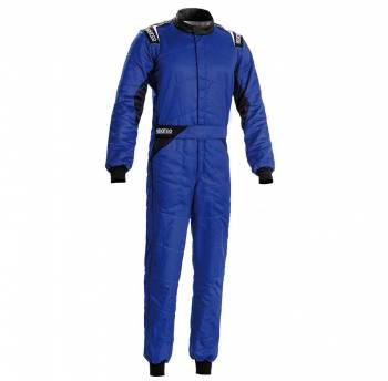 Sparco - Sparco Sprint Racing Suit 50 Blue/Black - Image 1