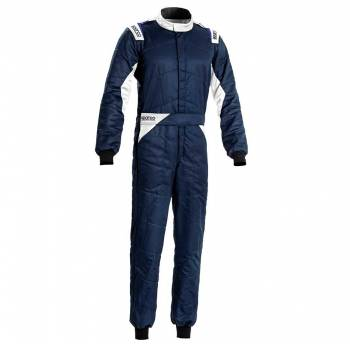 Sparco - Sparco Sprint Racing Suit 66 Navy/White - Image 1