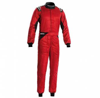 Sparco - Sparco Sprint Racing Suit 66 Red/Black - Image 1