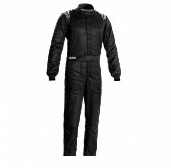 Sparco - Sparco Sprint Racing Suit Boot Cut 48 Black - Image 1