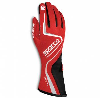 Sparco - Sparco Lap Racing Glove Medium Red/Black - Image 1