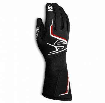 Sparco - Sparco Tide Racing Glove Small Black/Red - Image 1