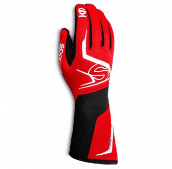 Sparco - Sparco Tide Racing Glove Small Red/Black - Image 1