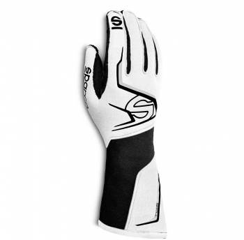 Sparco - Sparco Tide Racing Glove Medium White/Black - Image 1