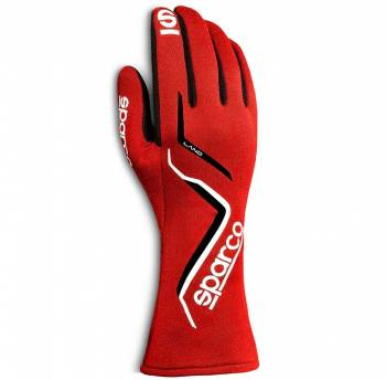 Sparco - Sparco Land Racing Glove Medium Red - Image 1