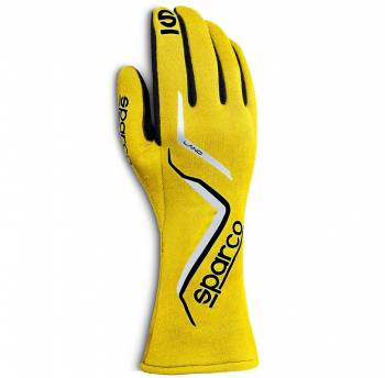 Sparco - Sparco Land Racing Glove Large Yellow - Image 1