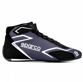 Sparco - Sparco Skid Racing Shoe 38 Black/Gray - Image 1