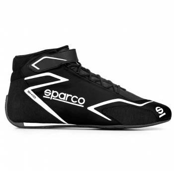 Sparco - Sparco Skid Racing Shoe 38 Black/Black - Image 1