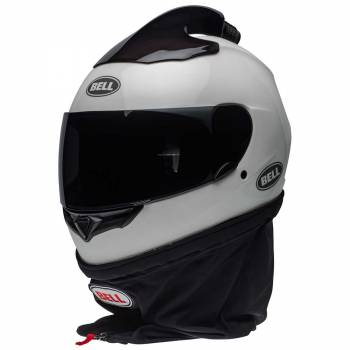Bell - Bell Qualifier Top Forced Air UTV Small White - Image 1
