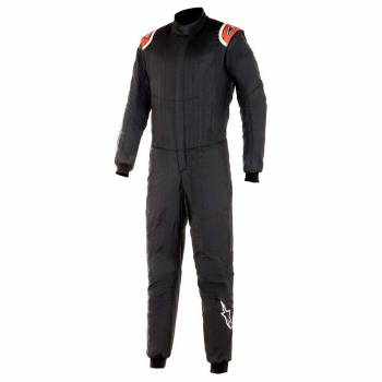 Alpinestars - Alpinestars Hypertech V2 Suit 44 Black/Red - Image 1