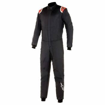 Alpinestars - Alpinestars Hypertech V2 Suit 46 Black/Red - Image 1