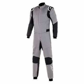 Alpinestars - Alpinestars Hypertech V2 Suit 58 Mid Grey/Black - Image 1