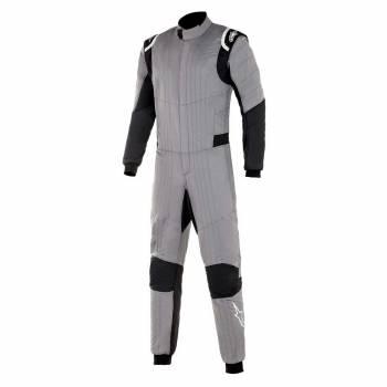 Alpinestars - Alpinestars Hypertech V2 Suit 62 Mid Grey/Black - Image 1