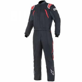 Alpinestars - Alpinestars GP Pro Comp Racing Suit 64 BLACK/RED - Image 1