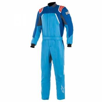 Alpinestars - Alpinestars GP Pro Comp Racing Suit 60 Cobalt Blue/Royal Blue/Red - Image 1