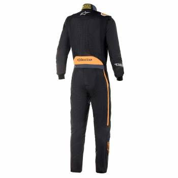 Alpinestars - Alpinestars GP Pro Comp Racing Suit 52 BLACK/Orange Flou - Image 1