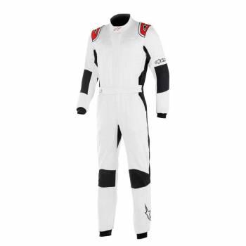 Alpinestars - Alpinestars GP Tech V3 Racing Suit  48 White/Red - Image 1