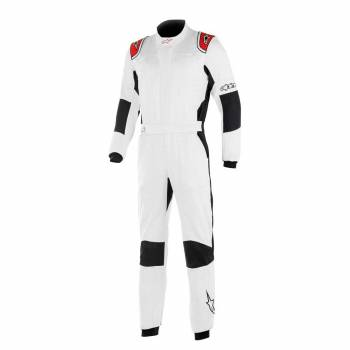 Alpinestars - Alpinestars GP Tech V3 Racing Suit  60 White/Red - Image 1
