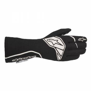 Alpinestars - Alpinestars Tech-1 Start V2 Glove Small Black/White - Image 1