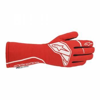 Alpinestars - Alpinestars Tech-1 Start V2 Glove Large Red/White - Image 1