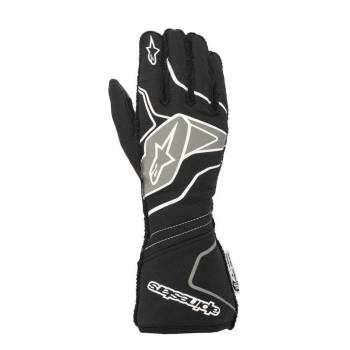 Alpinestars - Alpinestars Tech-1 ZX V2 Race Glove XX Large Anthracite/Yellow Flou/Black - Image 1