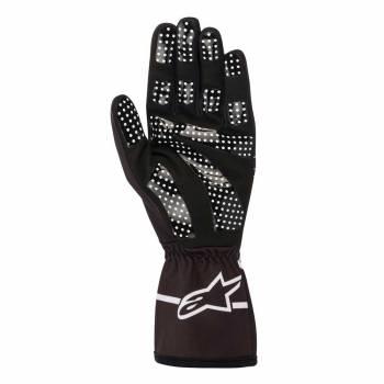 Alpinestars - Alpinestars Tech-1 K Race V2 Karting Glove Solid XX Large Black/White - Image 1