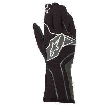 Alpinestars - Alpinestars Tech-1 K V2 Karting Glove Small Black/Anthracite - Image 1