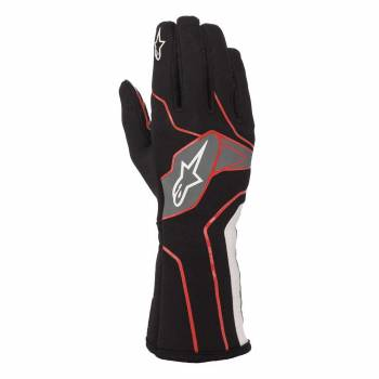 Alpinestars - Alpinestars Tech-1 K V2 Karting Glove Medium Black/Red/White - Image 1