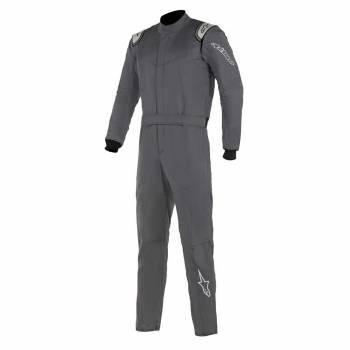 Alpinestars - Alpinestars Stratos Racing Suit 46 Anthracite - Image 1
