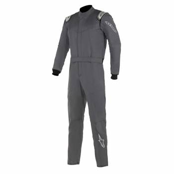 Alpinestars - Alpinestars Stratos Racing Suit 56 Anthracite - Image 1
