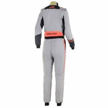 Alpinestars - Alpinestars GP Pro Stella Comp Racing Suit 38 MID GRAY/BLACK/CORAL - Image 1
