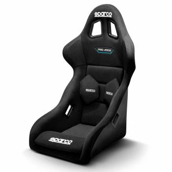 Sparco - Sparco Pro 2000 QRTRacing Seat, Stock Seat Pad - Image 1