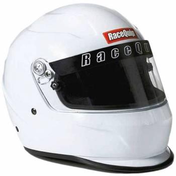 RaceQuip - RaceQuip Pro20 Helmet, White, X Small - Image 1