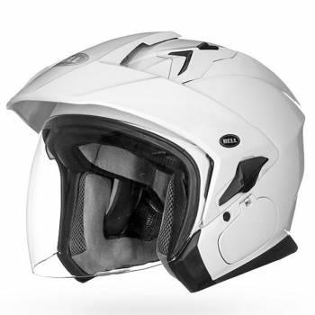 Bell - Bell Mag-9 DOT UTV Helmet Medium White - Image 1
