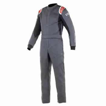 Alpinestars - Alpinestars Knoxville V2 Racing Suit 44 Anthracite/Red - Image 1
