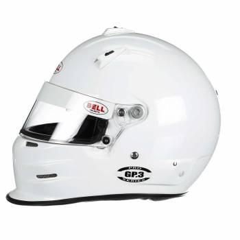 Bell - Bell GP3 SportRacingHelmetSA2020 Large Matte Black - Image 1