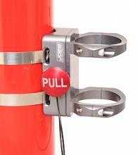 Billet Quick Release Fire Extinguisher Mount