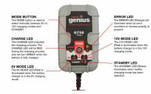 NOCO/Genius - NOCO G750 Smart Charger - Image 5