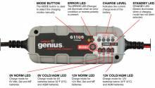 NOCO/Genius - NOCO G1100 Smart Charger - Image 4