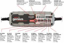 NOCO/Genius - NOCO G3500 Smart Charger - Image 4