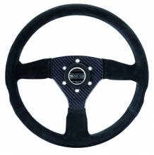 Sparco Carbon 385 Steering Wheel