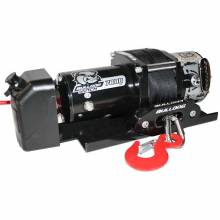 Bulldog 7800lb Winch w/ Synthetic Rope
