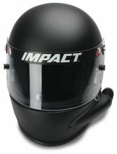 Impact Racing 1320 Side Air, Snell 15, Flat Black