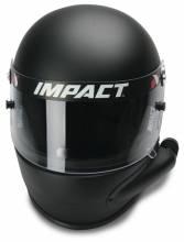 Impact Racing - Impact Racing 1320 Side Air, Snell 15, Flat Black - Image 2