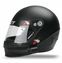 Impact Racing - Impact Racing 1320 Side Air, Snell 15, Flat Black - Image 3